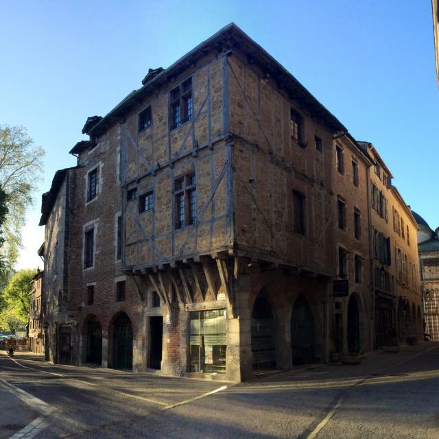 Maison Médiévale Rue Daurade