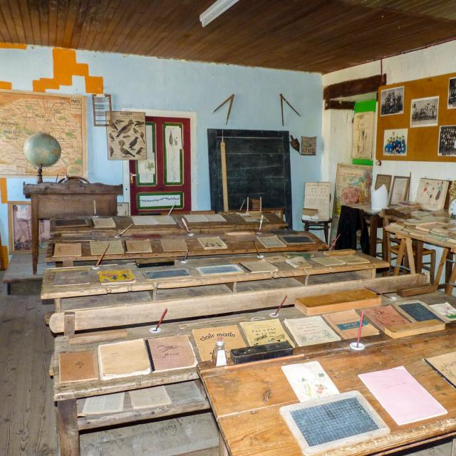 Musée Eclaté de Cardaillac
