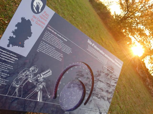 Observation Astronomique Limogne En Quercy