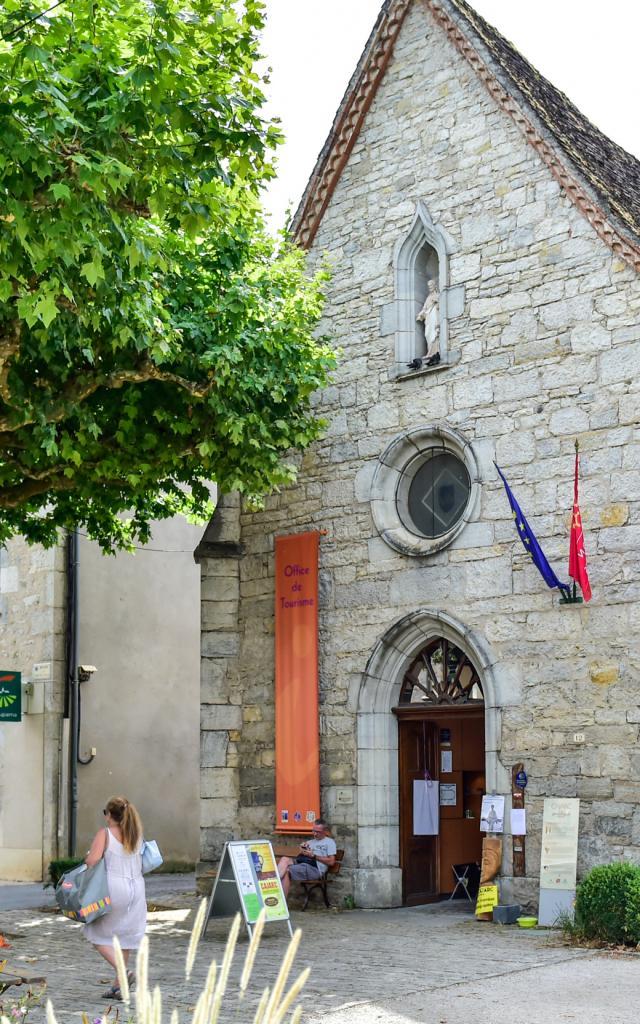 Office de tourisme de Cajarc