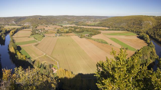 Panorama Du Saut De La Mounine C Lot Tourisme C Novello 029
