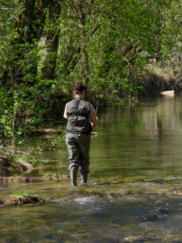 Pêche en vallée du Vers