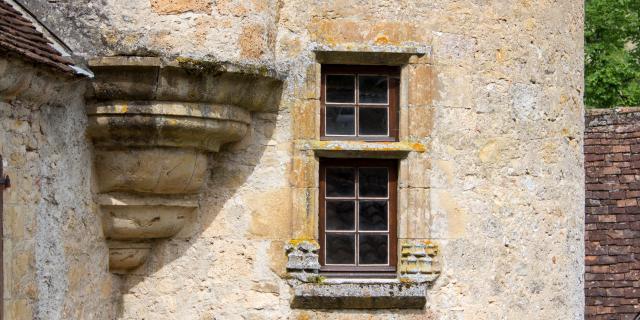 Fenêtre à Autoire