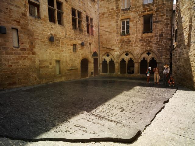 Place des Ecritures - Figeac