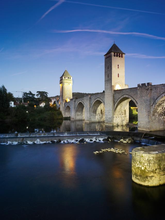 Pont Valentre Lot Tourisme Crt Midi Pyrenees D Viet 2