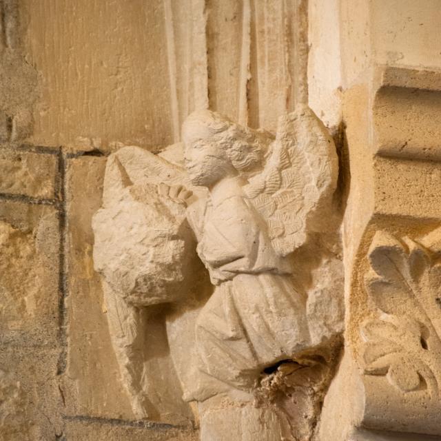 Puy-l'Evêque - Eglise ST Sauveur