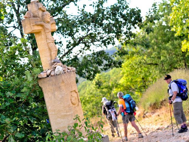Randonnée sur le Chemin de Saint-Jacques