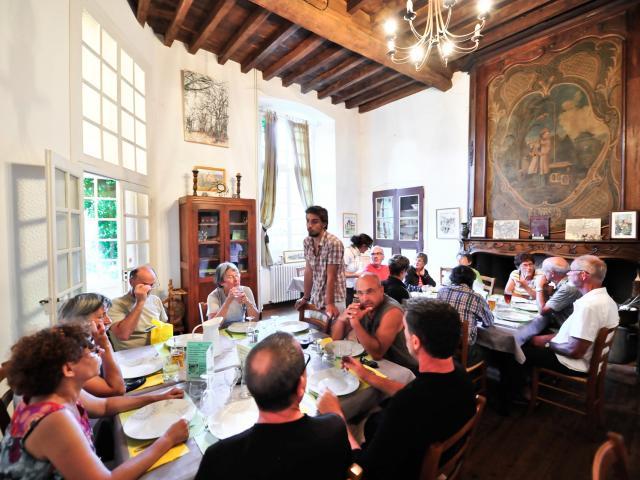 Restaurant l'Hôte Paysan - Espagnac-Sainte-Eulalie
