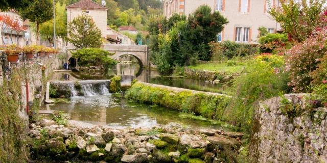 Ruisseau de Bondoire à St-Vincent-Rive-d'Olt