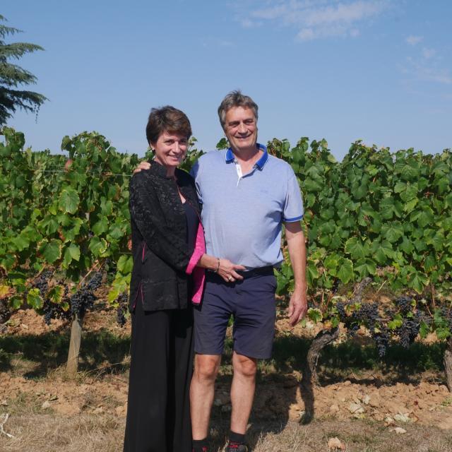 Sabine Et Jean Luc Baldescc Seguy Lot Tourisme