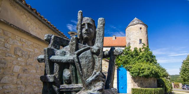 Sculpture de Zadkine