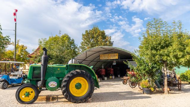 Tracteur Societe Francaisecb Jouclar