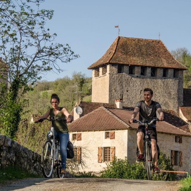 VAE St Martin de Vers village