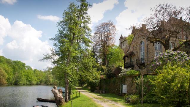 Vallée de la Dordogne à Carennac