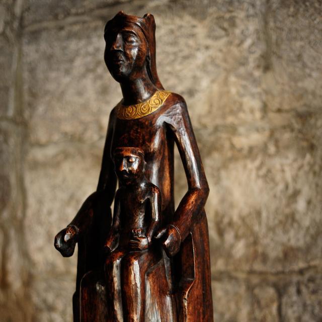 Vierge Noire Rocamadour