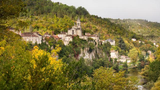 Village d'Albas