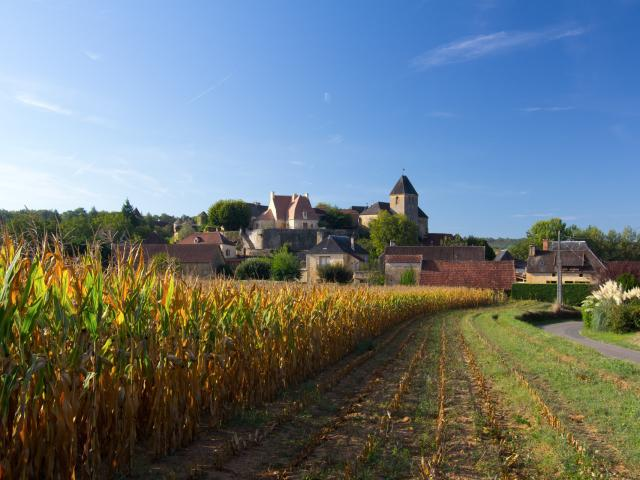 Village de Milhac