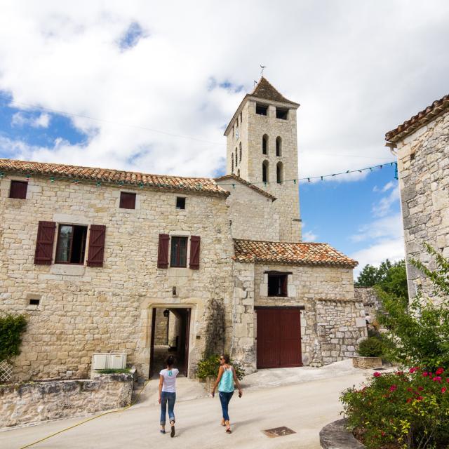Village de Saint-Pantaléon