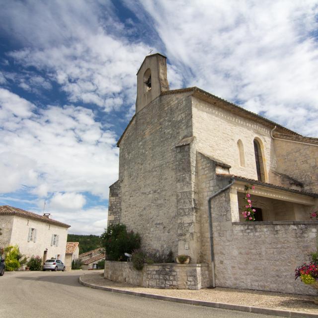 Village de Sainte-Alauzie