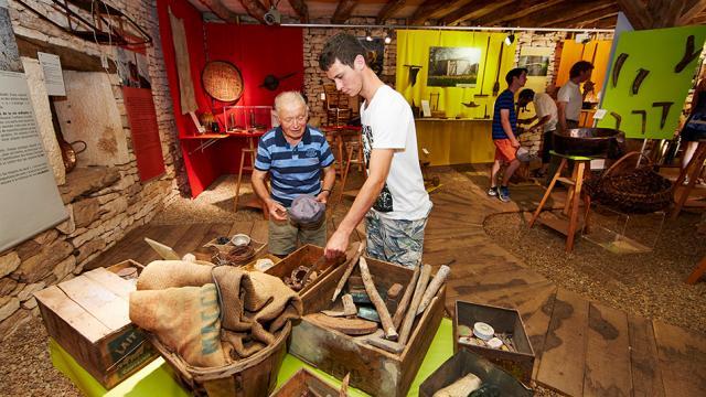 Visite - Musée de Cuzals
