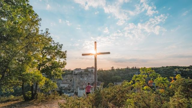 Croix de Cufelle, Rocamadour
