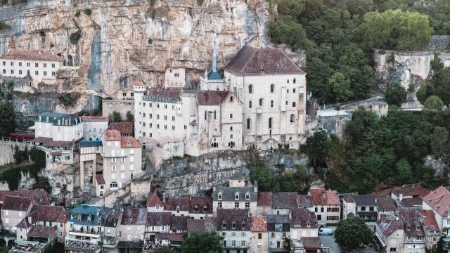 Rocamadour, village et sanctuaire