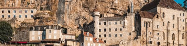 Sanctuaires de Rocamadour
