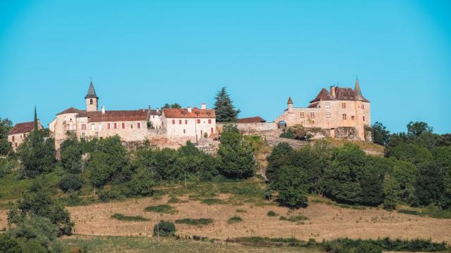 Loubressac, Plus Beaux Villages de France