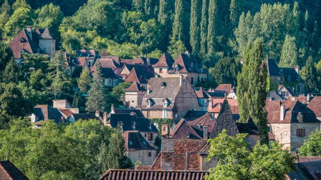 Village d'Autoire