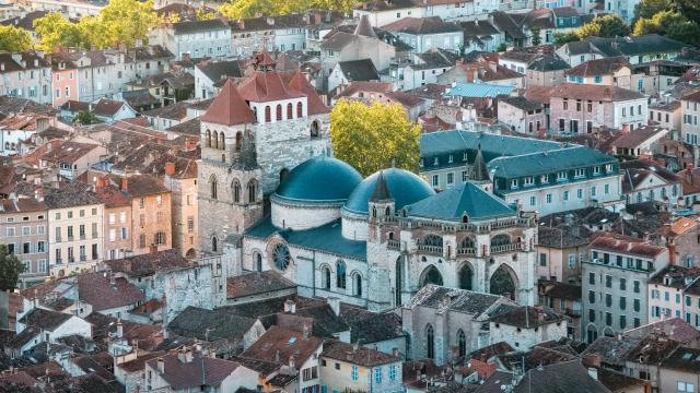 Cathédrale Saint-Etienne, Cahors