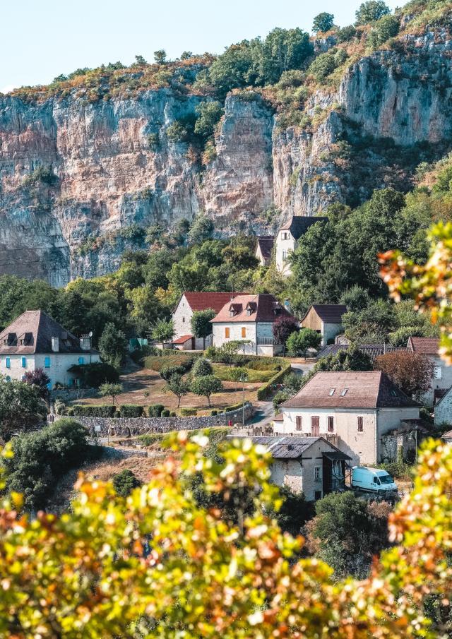 Village de Sauliac-sur-Célé