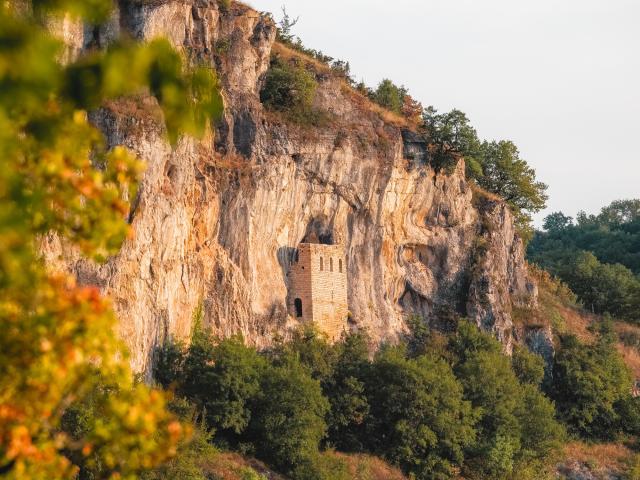 Château des anglais à Brengues