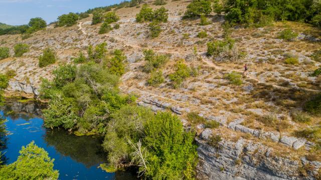 GR6 - Vallée de l'Ouysse