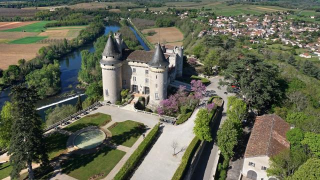 Chateau De Mercuès © Jerome Morel