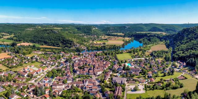 Village de Cajarc