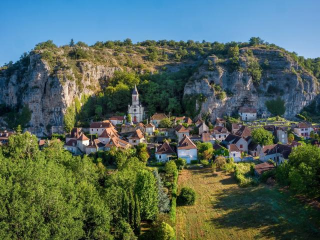 Village de Gluges