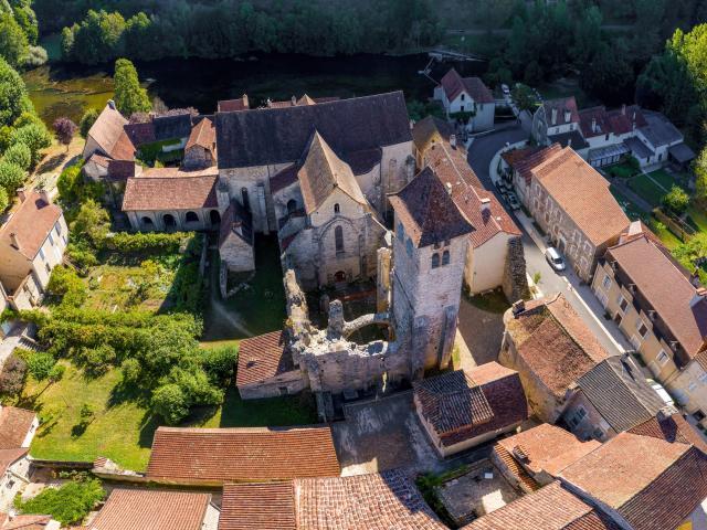 Ruine de l'abbaye