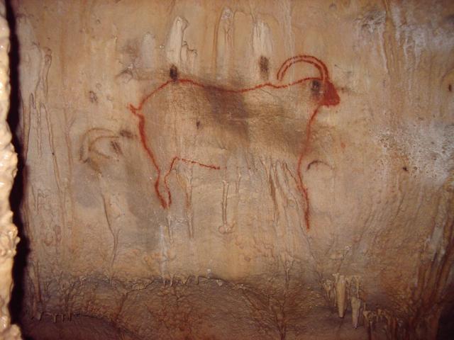 © Lot Tourisme - Grottes de Cougnac www.tourisme-lot.com