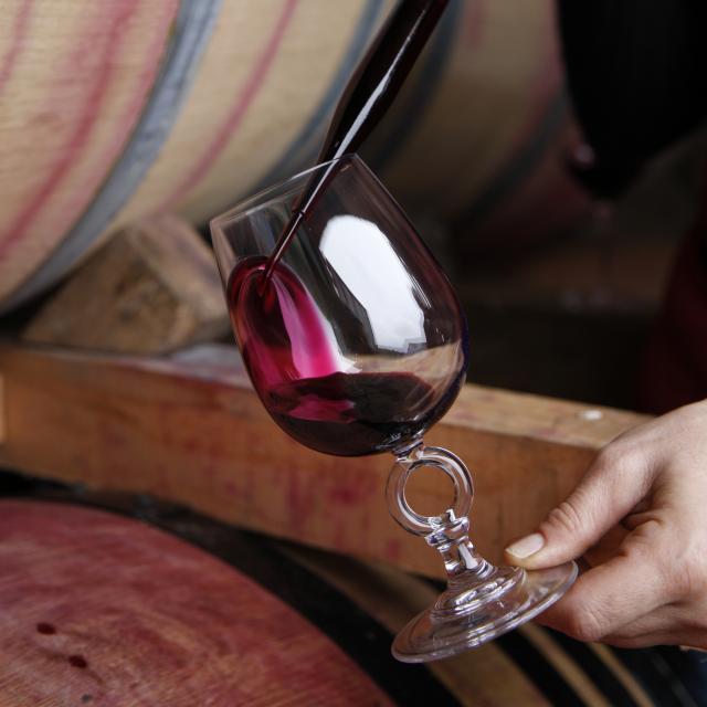 Dégustation de vin de Cahors