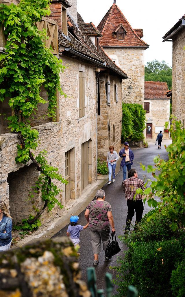 © Lot Tourisme - OT Vallée de la Dordogne - Cochise Ory - www.tourisme-lot.com