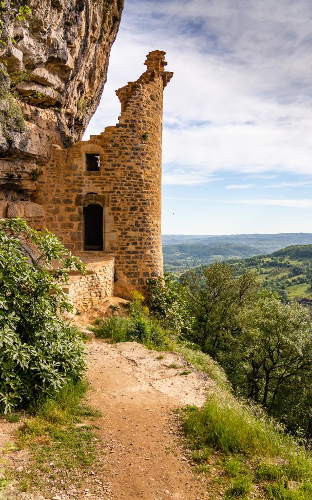 Château des Anglais - Autoire