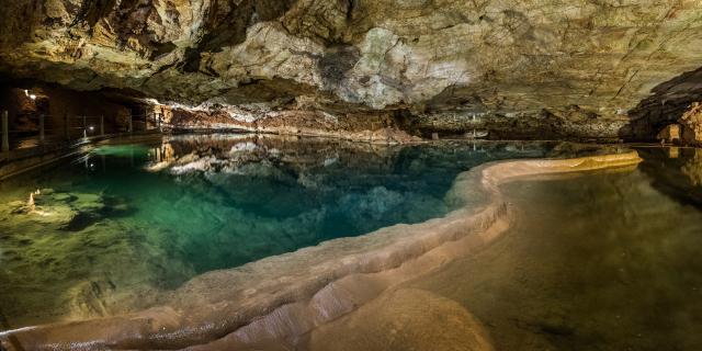 Lac Des Gours Gouffre de Padirac