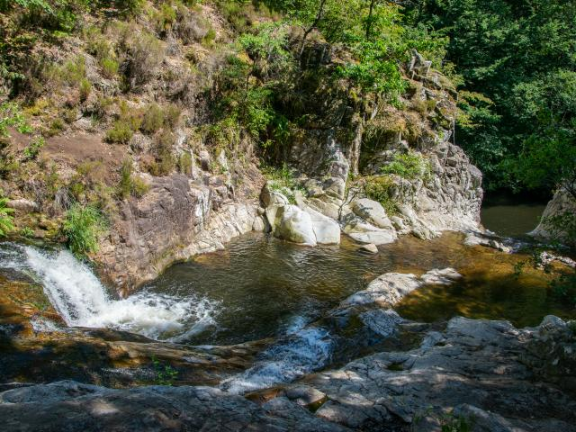 Cascade du Saut de Vieyres