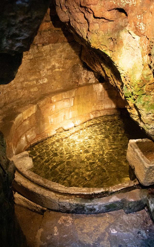 La Fontaine Romaine dite des Anglais