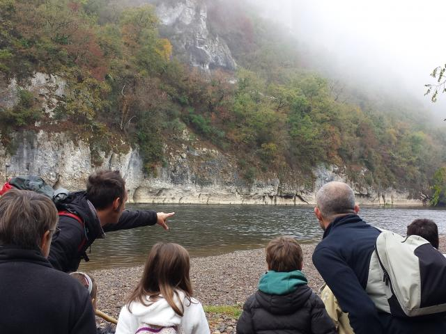 Balade Dordogne Mirandol Caracole Nature