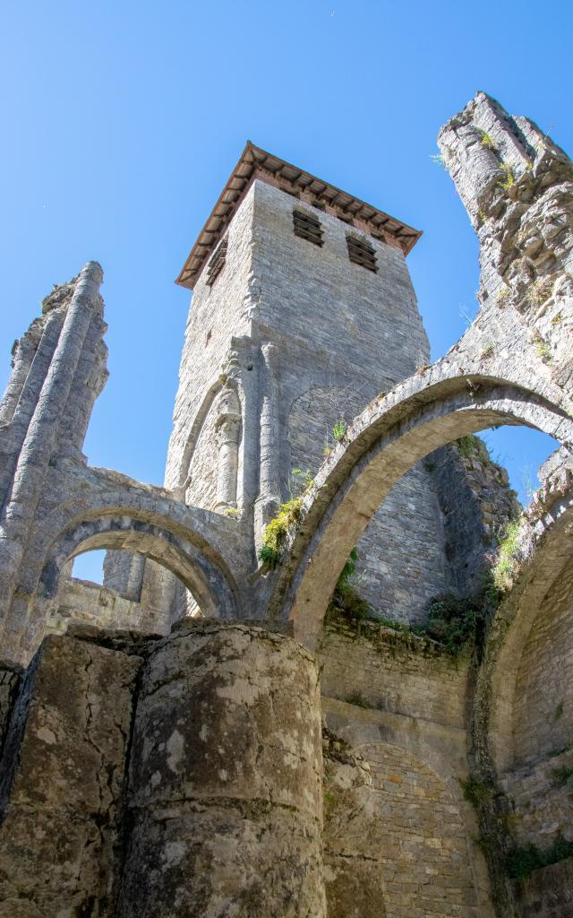Découverte de l'Abbaye de Marcilhac