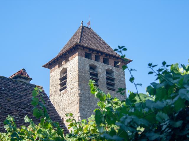 Découverte de Marcilhac-sur-Célé