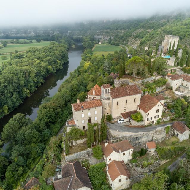 Village de Montbrun