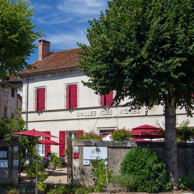 Restaurant l'Allée des Vignes à Cajarc