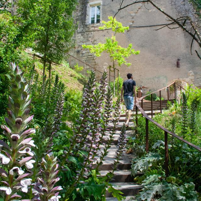 Jardins suspendus de Puy l'Evêque